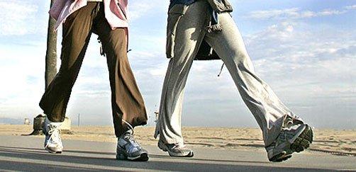 Walking helps prevent dementia