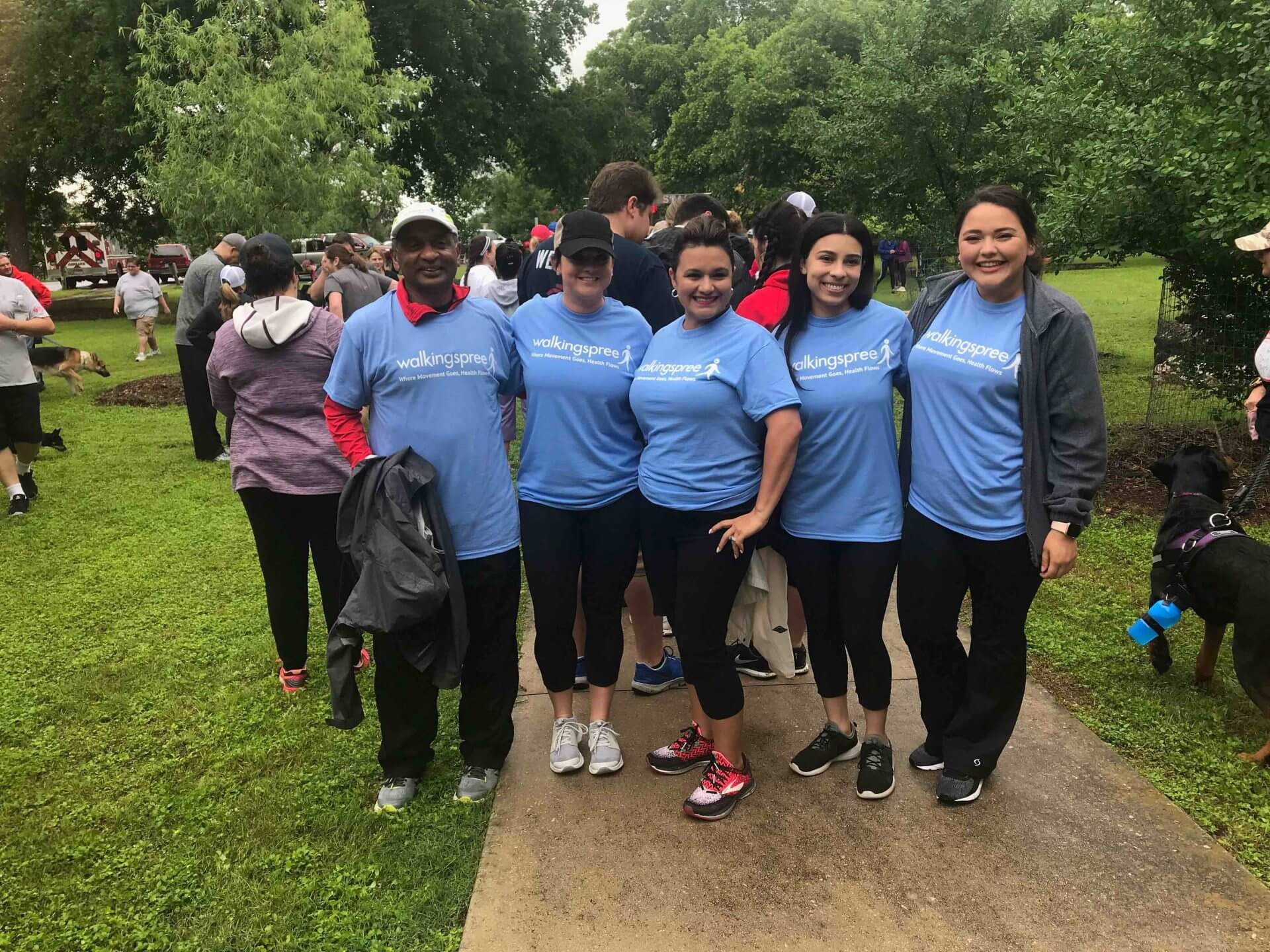 American Heart Association Heart and Stroke Walk 2019
