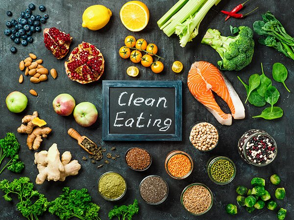 Five Ways to Eat Clean