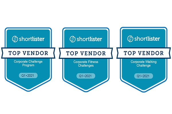 Walkingspree Shortlister Top Vendor